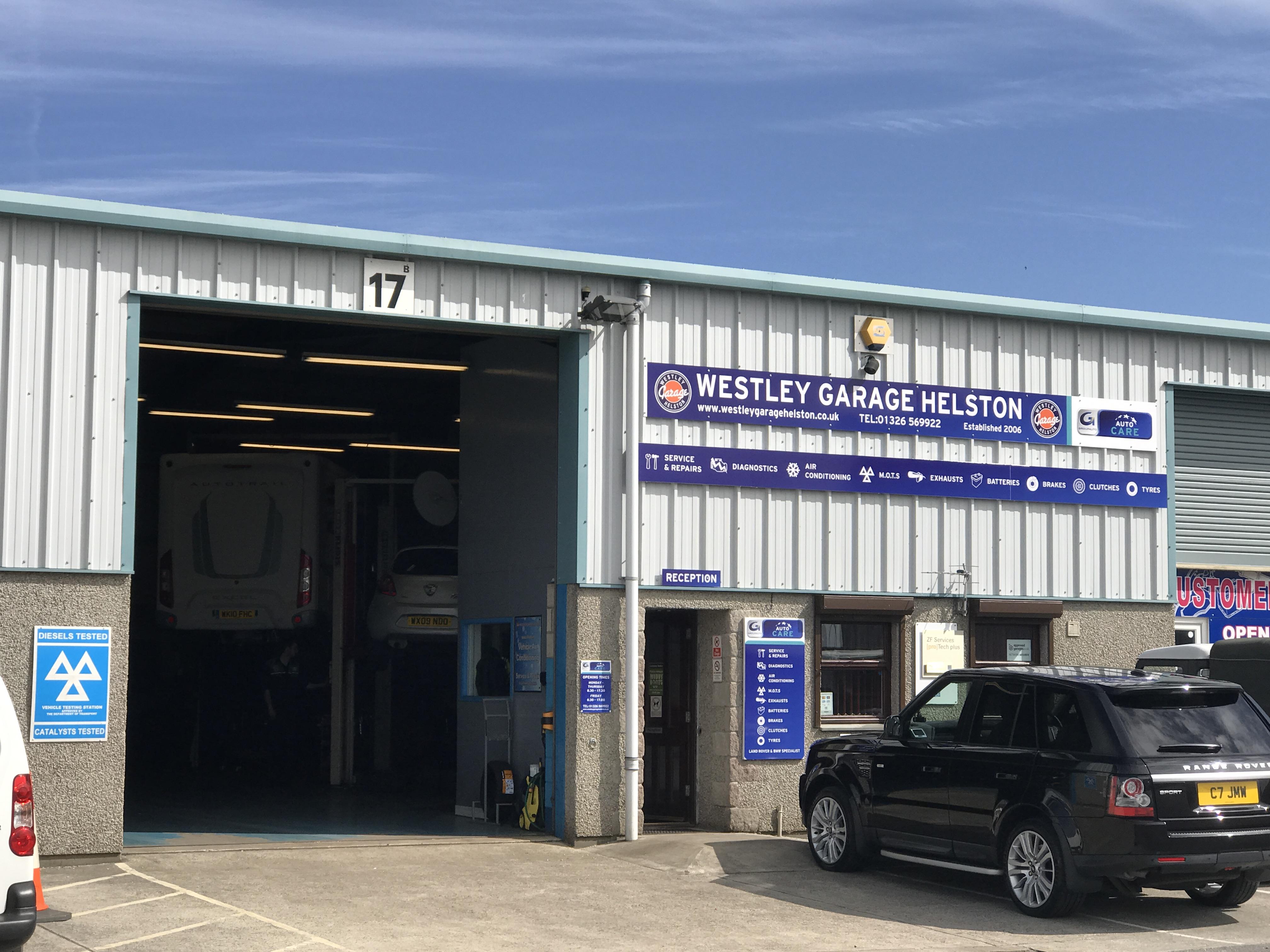 Westley Garage Helston Ltd