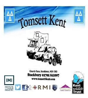 Tomsett Kent
