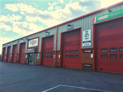 Eden Tyres & Servicing Derby