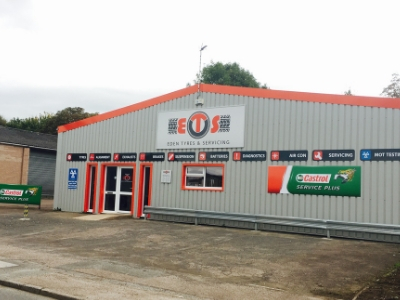 Eden Tyres and Servicing - Rugby