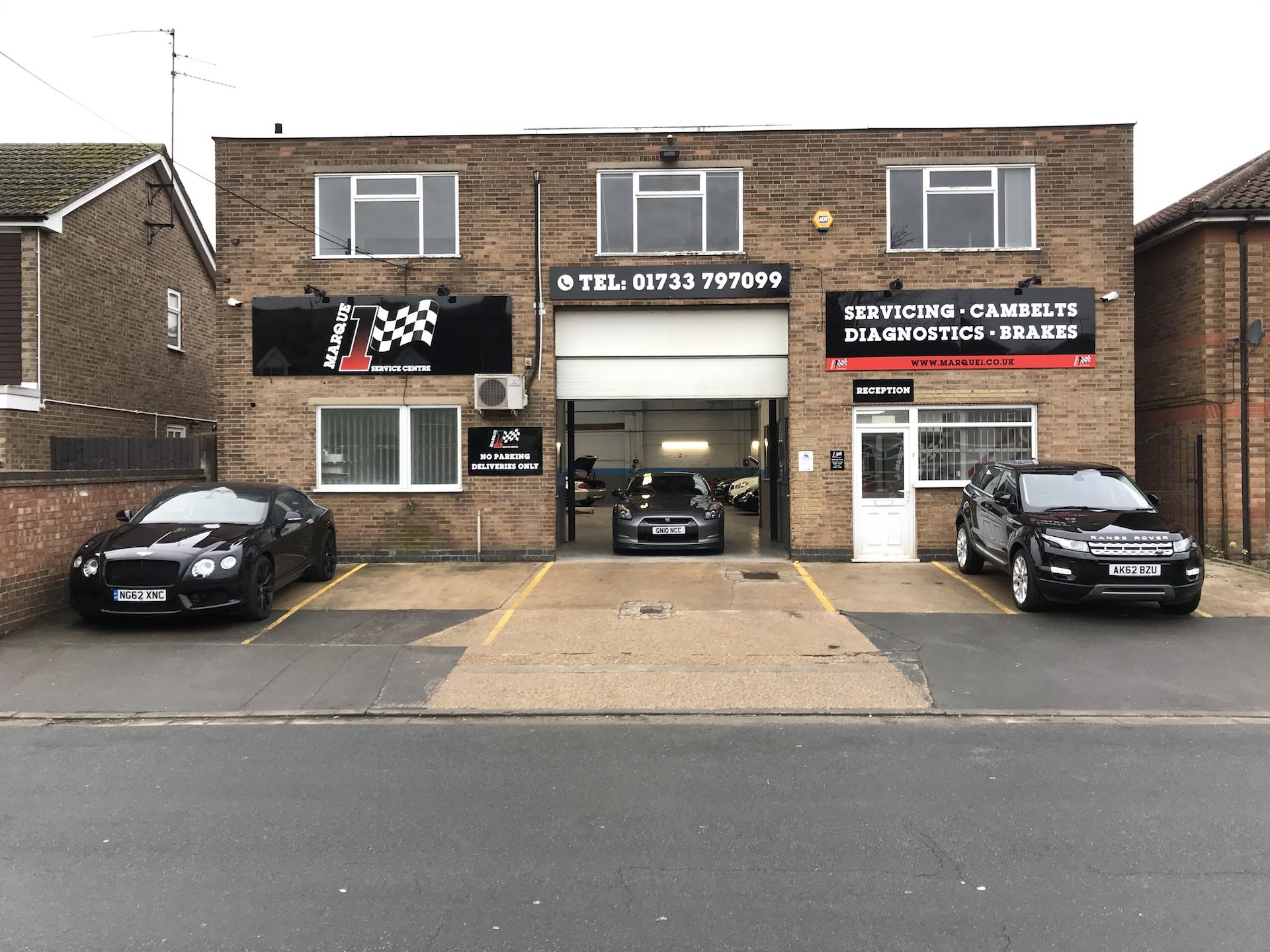 Marque 1 Service Centre Ltd