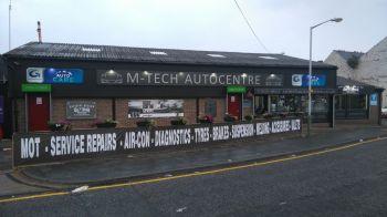 M-tech Autocentre Ltd