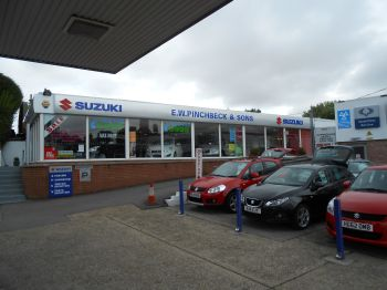 E W Pinchbeck & Sons Ltd Suzuki