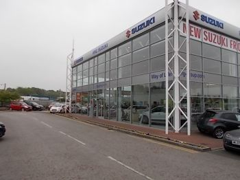 RRG Suzuki Stockport