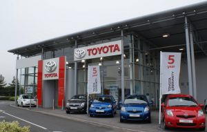 Western Toyota Edinburgh West