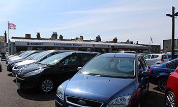 Eastbourne Motoring Centre (Suzuki)
