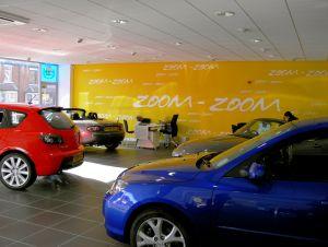 Perrys Mazda