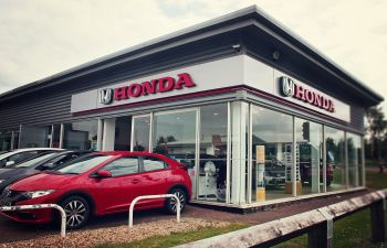 Lancaster Honda, Lancashire,