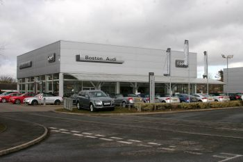 Boston Audi Lincolnshire - Audi boston