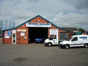 Ushers Garage Ltd