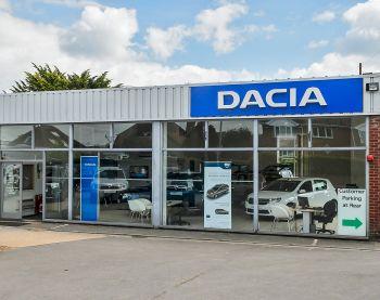 Dacia Cardiff