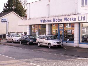 Watson's Motor Works Ltd