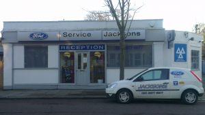 Jacksons Car Sales Ltd