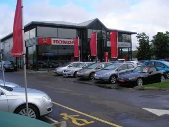 Newbury Honda