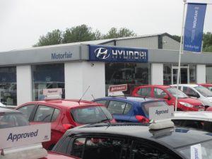 Motorfair Hyundai