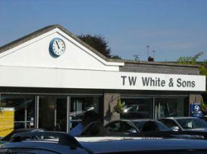 T W White & Sons Ltd - Mazda