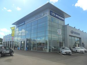 Arnold Clark Motorstore / Hyundai