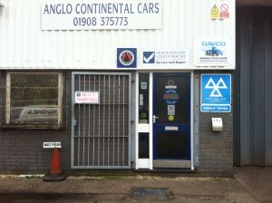 Anglo Continental Cars