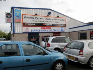 Pellon Tyre & Autocentre Ltd