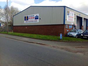Horners Auto Repair Centre Ltd