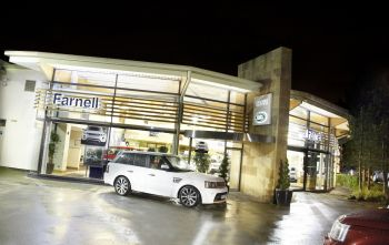 Farnell Guiseley Land Rover, Yorkshire,