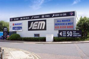 JEM Ltd - Subaru