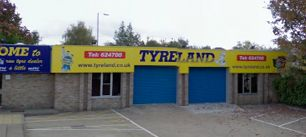 Tyreland Eastleigh