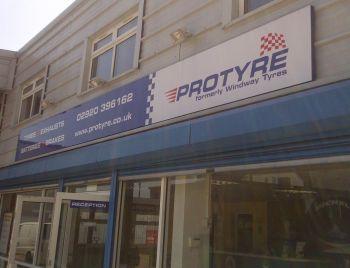 Protyre Cardiff