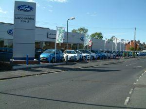 Lancashire Ford