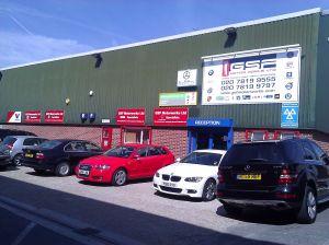 GSF Motor Works Ltd