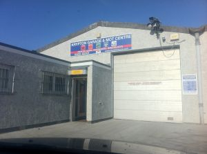 Krypton Garage & Mot Centre