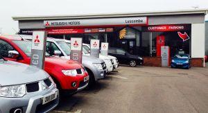 Luscombe Mitsubishi Leeds
