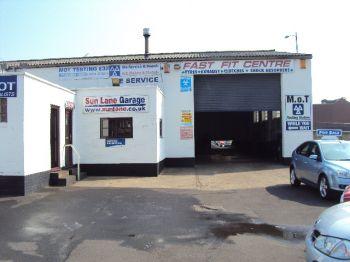 Sun Lane Garage (wakefield) Ltd.