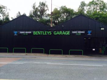 Bentleys Garage Brookwood Ltd