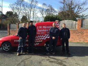 Jm Motoring Services Ltd
