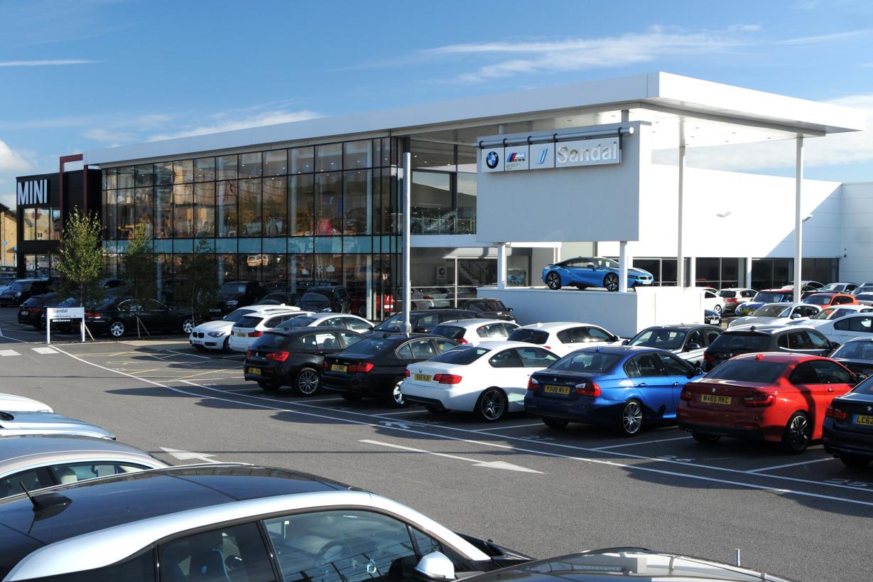 Sandal (Huddersfield) BMW