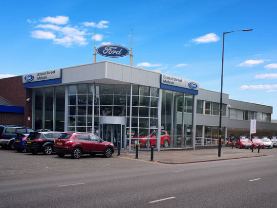 Bristol Street Motors Birmingham Ford