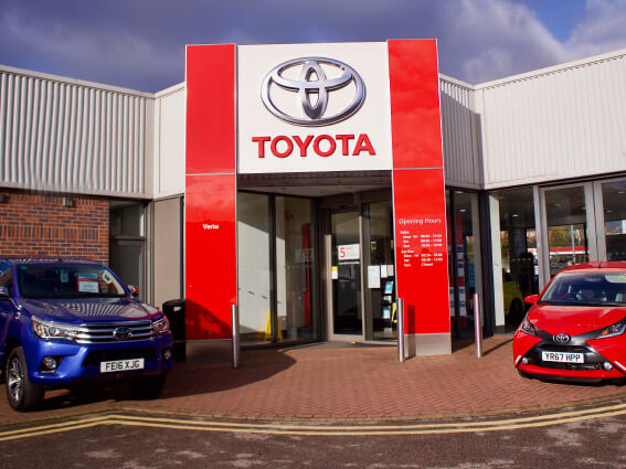 Toyota Chesterfield