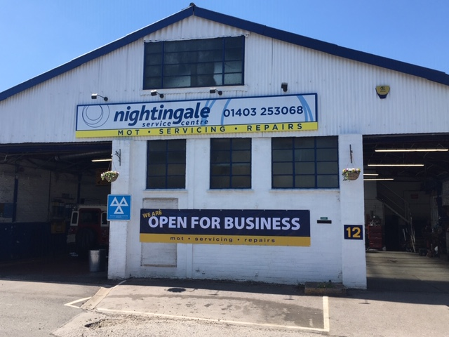 Nightingale Service Centre Ltd